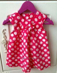 Новое милейшее платье Chicco на 6-9 месяцев