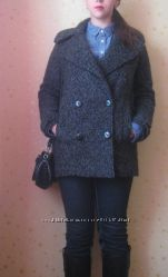 Шикарное пальто Tommy Hilfiger Denim oversize оверсайз оригинал