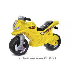 АКЦИЯ Мотоцикл детский, мототобайк, каталка 2-х колёсный Орион, не дорого.