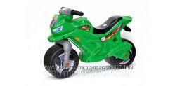 Мотоцикл каталка 2-х колёсный Орион новый не дорого.