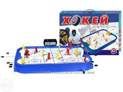 Хоккей настольная игра Технок новая.
