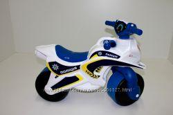 Акция Мотоцикл-каталка, мотобайк детский, толокар.