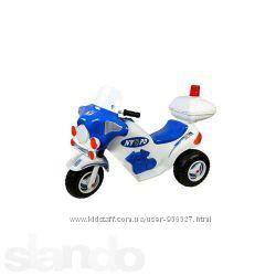 Мотоцикл детский аккумуляторный Орионновый.