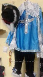 Прокат и продажа детских карнавальных костюмов и платьев б. у.