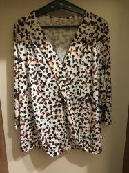 Блуза на запах PAPAYA 18uk