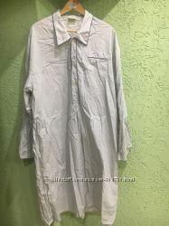 Спортивное платье - рубашка, хлопок, фирмы DORNBUSON. Германия 58-60