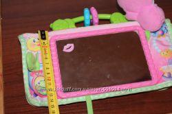 Fisher price зеркальная панель, развивающая игрушка