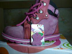 Кожаные ботинки 31 р 19, 5-20 см