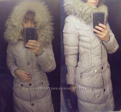 Пальто Зимнее . Пуховик