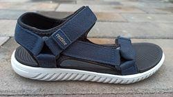 Босоножки сандалии спортивные на липучках подросток RESTIME mml20223 цвета