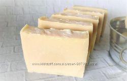 Натуральное мыло на козьем молоке