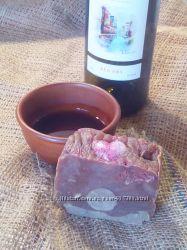 Натуральное мыло на вине Каберне