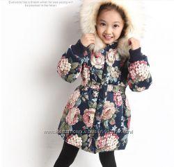 Курточка утепленная р. 110-170 Hello Baby