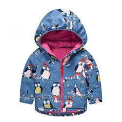 Курточка на флисе теплая