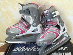 Ледовые коньки профессиональные Bladerunner 32-35 размер