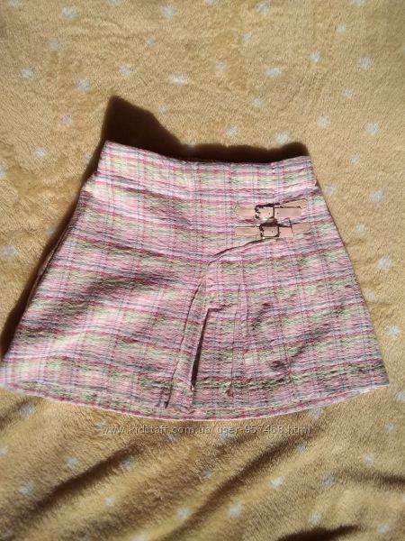 Красивая юбка юбочка Next  на рост 98 см на 3 годика