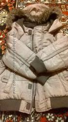 Куртка демисезонная TU 1. 5-2 года отличного состояния