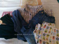 Пакет вещей 12-18мес мальчик
