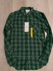 Рубашка pull&bear мужская размер S