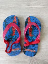 Вьетнамки spider-man 27-28р в идеале
