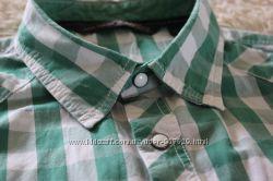 Крутая рубашка Tom Tailor Denim размер М