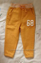 Спортивные штаны с начесом 12-18