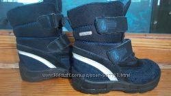 детские ботинки Richter 21размер