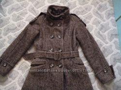 Продам шерстяное тепленькое пальто Манго