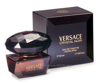 Versace Crystal Noir версаче ноир