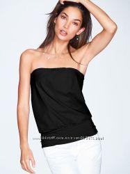 топы Victorias Secret оригинал с поддержкой груди, можно носить без лифа