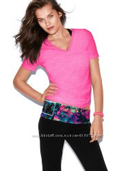 футболка Victorias Secret серия PINK размер XS