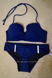 Victorias Secret оригинал купальник 34В 75В плавки XS и S