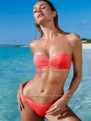 Victorias Secret оригинал купальник лиф 34В 75В 34С 75С плавки XS и S