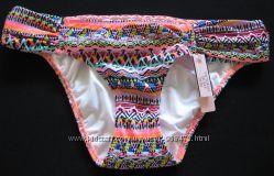 Victorias Secret оригинал цветные плавки ХS и S