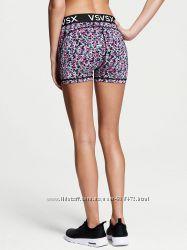 Victorias Secret оригинал шорты для занятий спортом размер XS