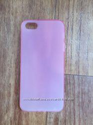 Чехол на Iphone 5, 5s  плёнка в подарок