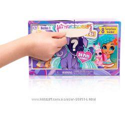 Хэрдораблс Hairdorables Collectible Surprise 1 сезон куклы и питомцы
