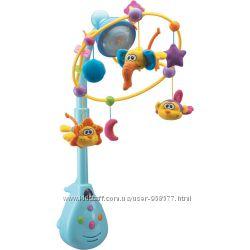 B Kids и Playgro. Супер-подарок - игрушки на коляску, стульчик и автокресло