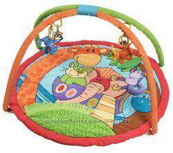 Playgro и BKids. Подарки самым маленьким - развивающие коврики