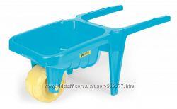 Wader. Игрушки для игр со снегом тележки и лопаты