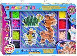 Metr-plus мозаики развивающае забавные зверушки 2000 элементов