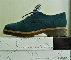 туфли броги Bronx размер 44 Euro