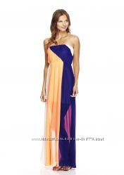 Платье шёлковое макси Ya Los Angeles из США
