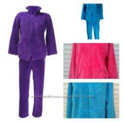 Махровая турецкая зимняя пижама