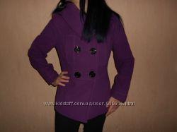 Пальто, 42, 44 размер, Италия, полупальто, куртка, деми, бренд Gina Bacconi