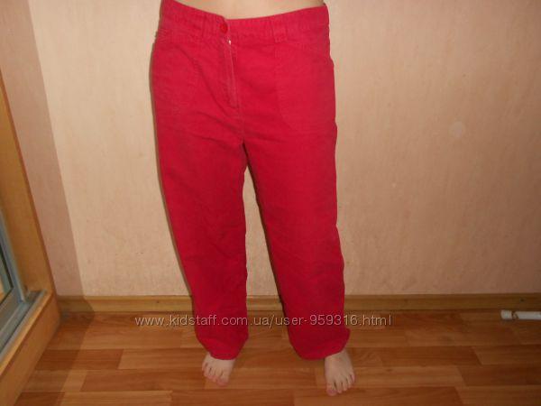 Испанские летние брюки, бренд camaieu, uk12, frsp 38, наш 44 размер, хлоп