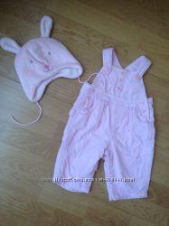 Комбинезон вельветовый Childrens Place брюки, штаны