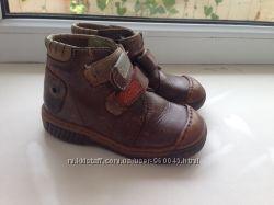 Супер качественные ботинки babybotte для мальчика