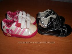 кроссовки девочке 20-21размера