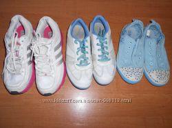 f2a8bc4c обувь девочке 33, 35, 36 размера, 110 грн. Детские кеды, кроссовки ...